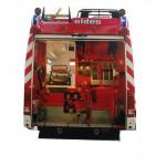 Carrosserie PSE 600, véhicule de premier secours des Sapeurs Pompiers de PARIS