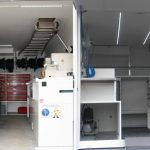 Aménagement intérieur camion