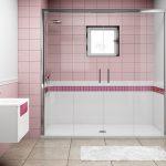 Fabrication de bacs à douche + cloisons