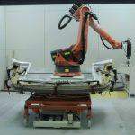 Profilé au détourage robotisé