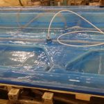 fabrication de bâches silicone pour infusion polyester