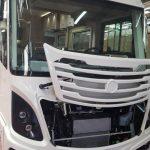 Dernier développement composite pour l'automobile et le camping-car